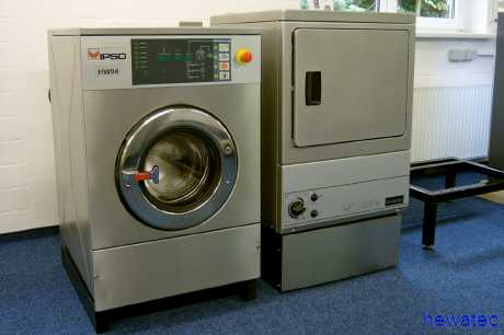 Waschmaschine ipso hw